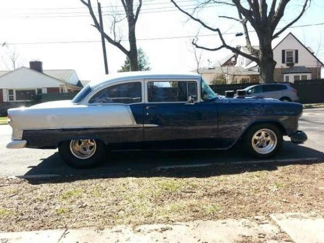 1955 Chevrolet 210 4 Door For Sale Sioux Fals, South Dakota