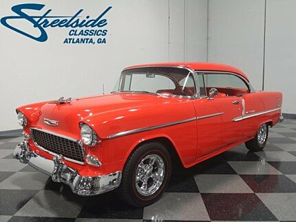 1955 Chevrolet Bel Air for sale 100948249
