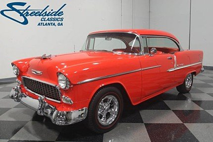 1955 Chevrolet Bel Air for sale 100957333