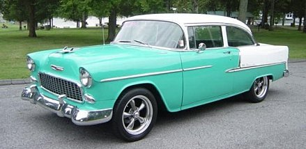 1955 Chevrolet Bel Air for sale 101023692
