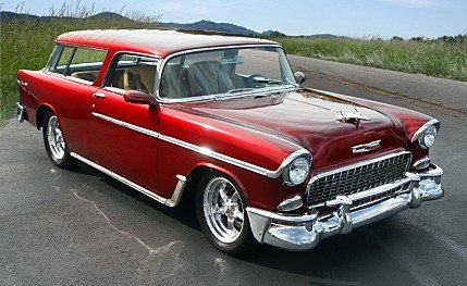 1955 Chevrolet Nomad for sale 100738089