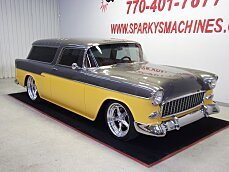 1955 Chevrolet Nomad for sale 100773191