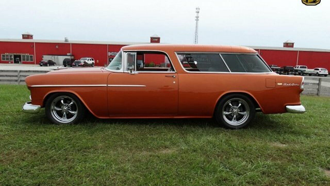 All Chevy 1955 chevrolet nomad : 1955 Chevrolet Nomad for sale near O Fallon, Illinois 62269 ...