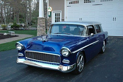 1955 Chevrolet Nomad for sale 100773599