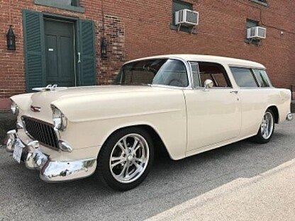 1955 Chevrolet Nomad for sale 100873745