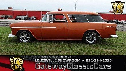 1955 Chevrolet Nomad for sale 100906692