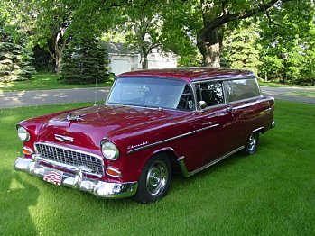 1955 Chevrolet Sedan Delivery for sale 100932000