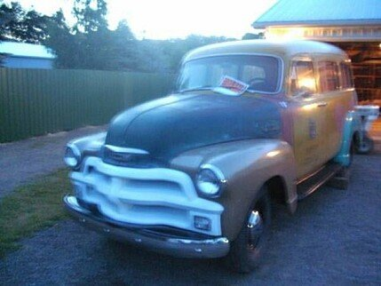 1955 Chevrolet Suburban for sale 100823972