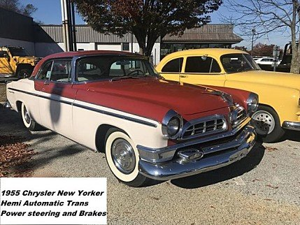 1955 Chrysler New Yorker for sale 100929209