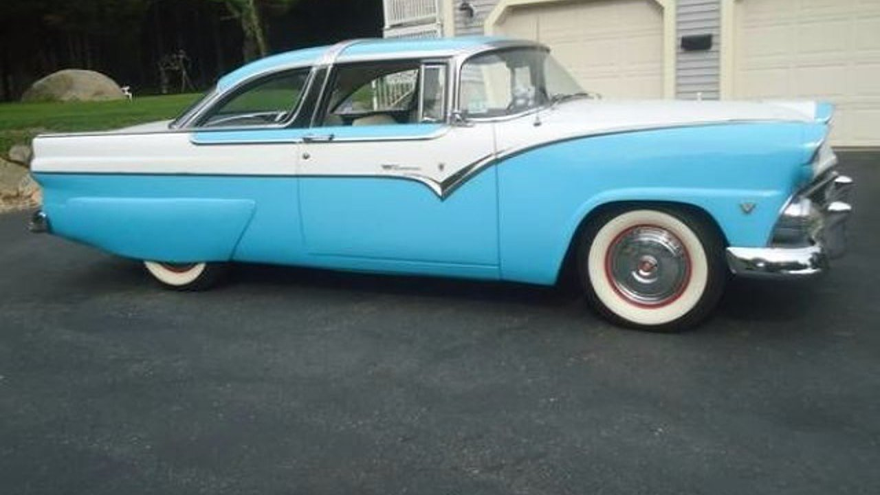 Ford Crown Victoria Classics For Sale On Autotrader 1980 Coupe 1955 100904757