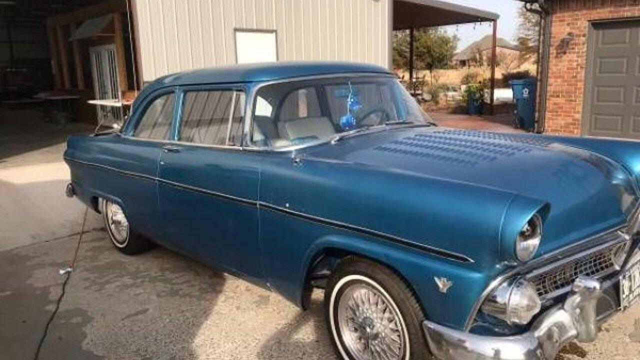1955 Ford Customline for sale near Cadillac, Michigan 49601 ...