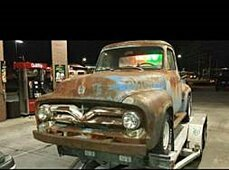 1955 Ford F100 for sale 100823950