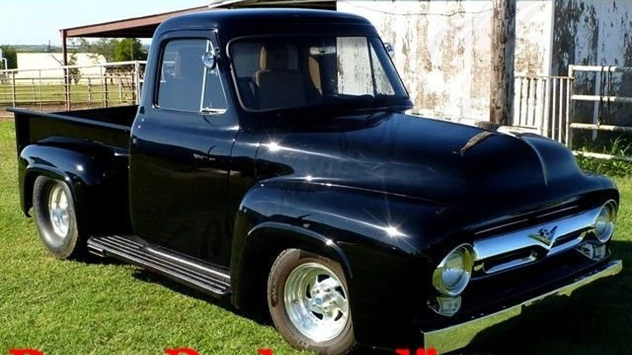 Fine Classic Ford Truck For Sale Embellishment - Classic Cars Ideas ...