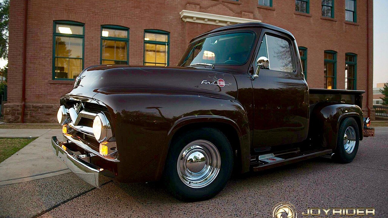 1955 ford f100 for sale near tempe arizona 85284. Black Bedroom Furniture Sets. Home Design Ideas