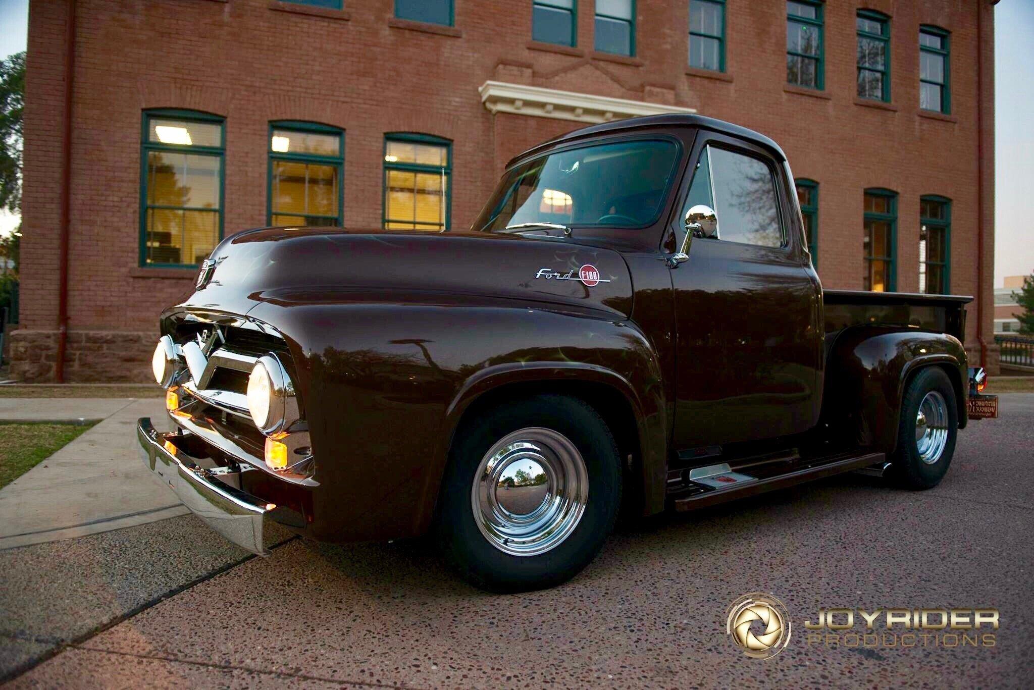1955 Ford F100 & Classic Trucks for Sale - Classics on Autotrader markmcfarlin.com