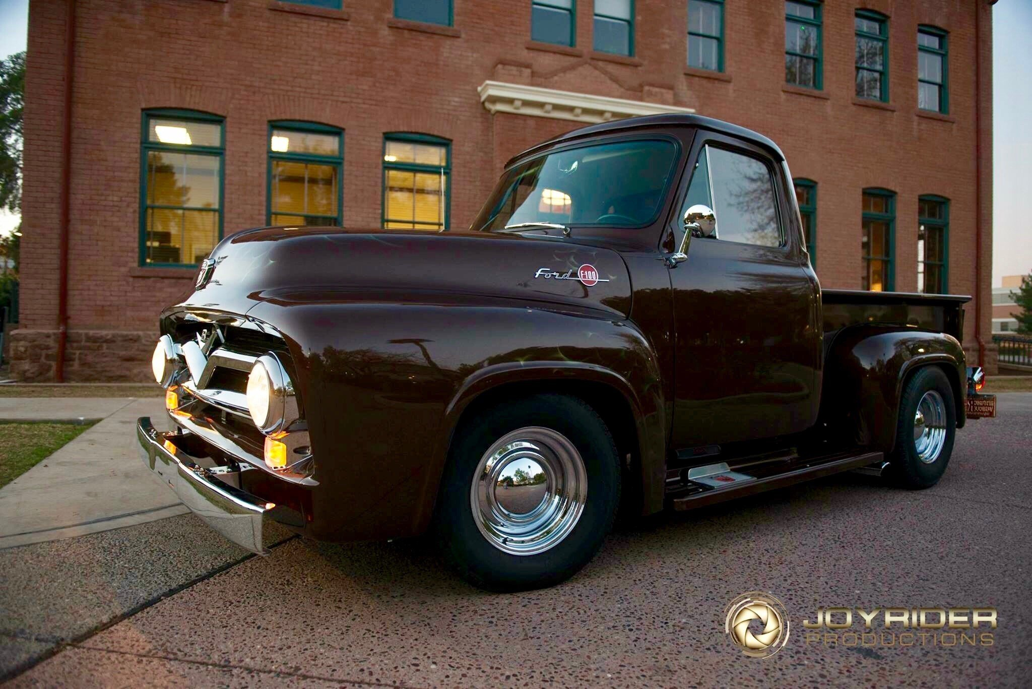 Group Of 1955 Ford F100 Truck Side For Sale On Classiccarscom 19 Available