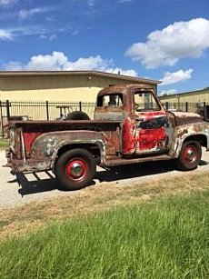 1955 Ford F100 for sale 100915349