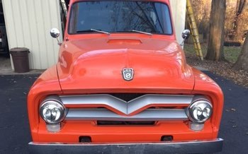 1955 Ford F100 2WD Regular Cab for sale 100926216