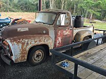 1955 Ford F100 2WD Regular Cab for sale 101022785