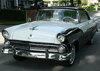 1955 Ford Fairlane for sale 100898586