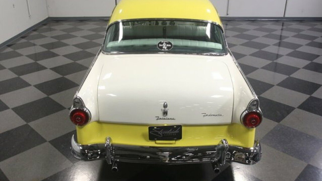 1955 Ford Fairlane For Sale Near Lithia Springs Georgia 30122 Coupe Suspension 100975686