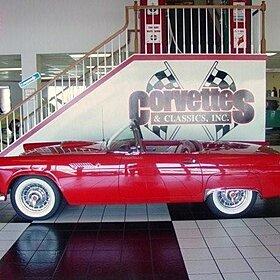 1955 Ford Thunderbird for sale 100844980