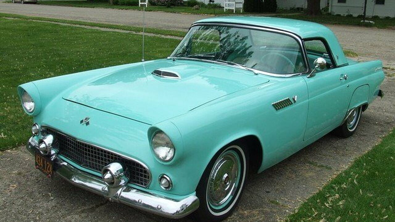 1955 Ford Thunderbird for sale 100806007