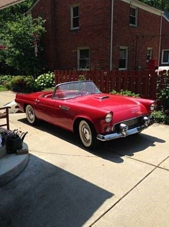 1955 Ford Thunderbird for sale 100823886