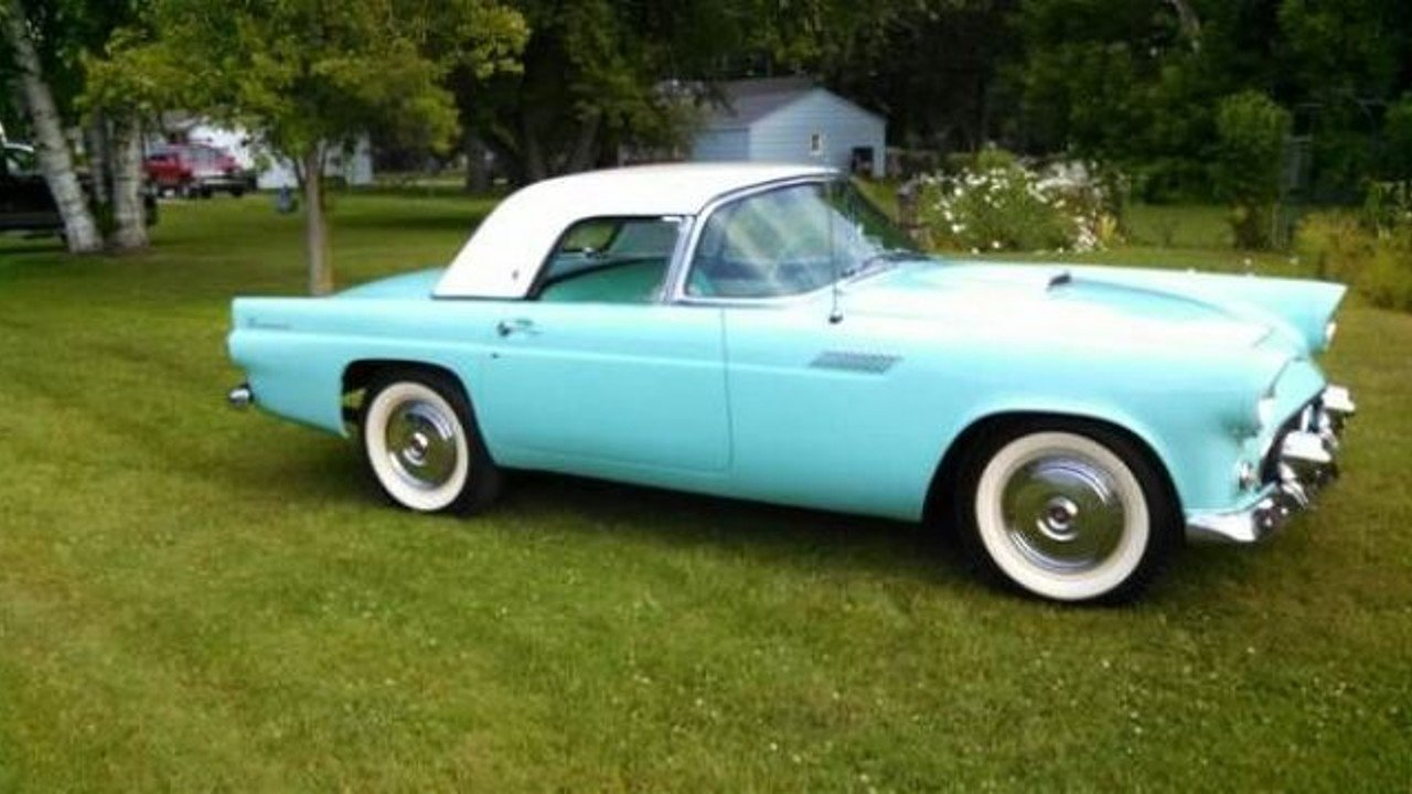1955 Ford Thunderbird for sale 100872028