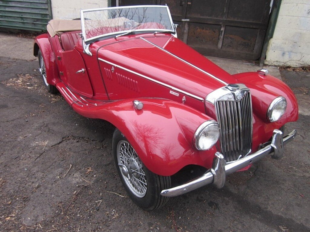 1955 Mg Tf For Sale Near Stratford Connecticut 06615 Classics On Antique Car Wire Harness