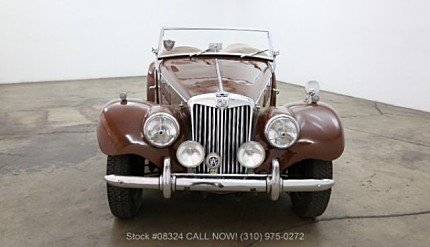 1955 MG TF for sale 100872581