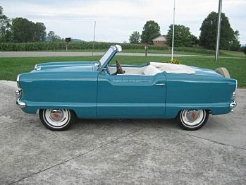 1955 Nash Metropolitan for sale 100834056