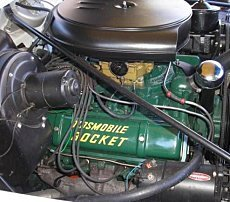 1955 Oldsmobile 88 for sale 100866196