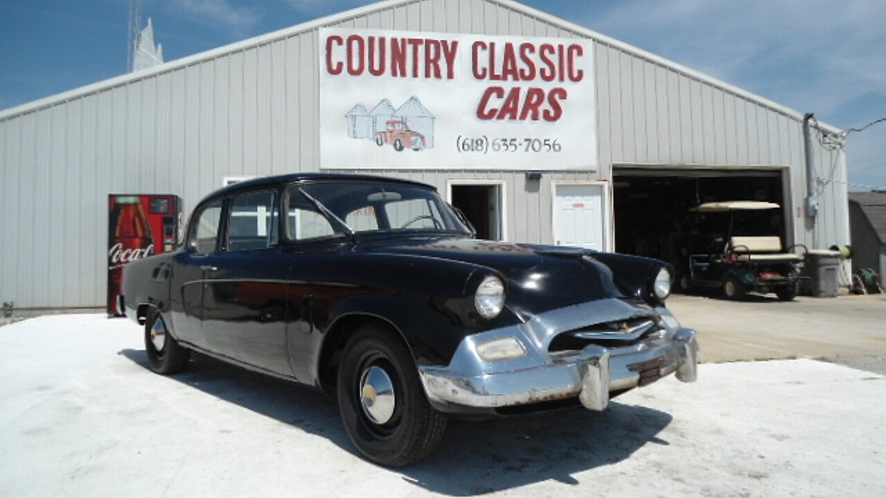 1955 Studebaker Champion for sale near Staunton, Illinois 62088 ...