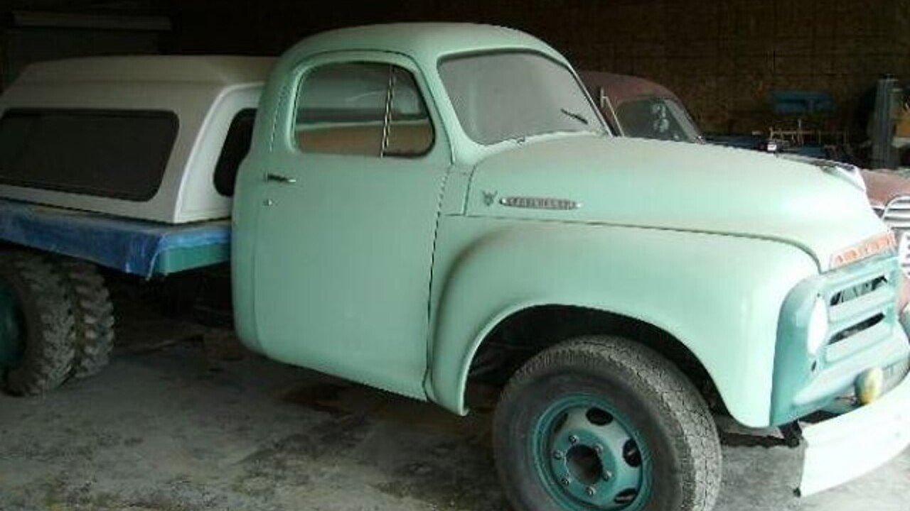 1955 Studebaker Pickup for sale near Cadillac, Michigan 49601 ...