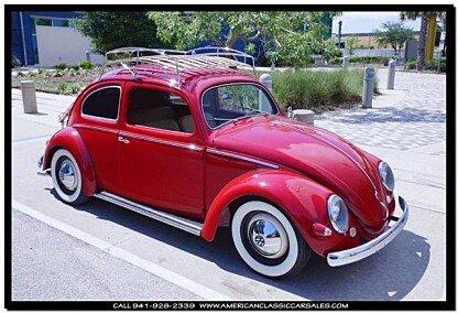 1955 Volkswagen Beetle for sale 100769560