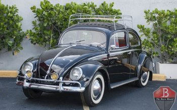 1955 Volkswagen Beetle for sale 101001367