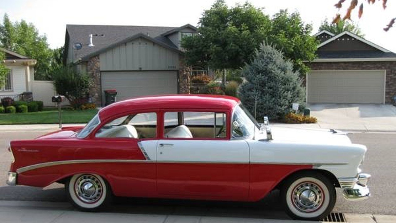 1956 Chevrolet 210 for sale near Boise, Idaho 83713 - Classics on ...