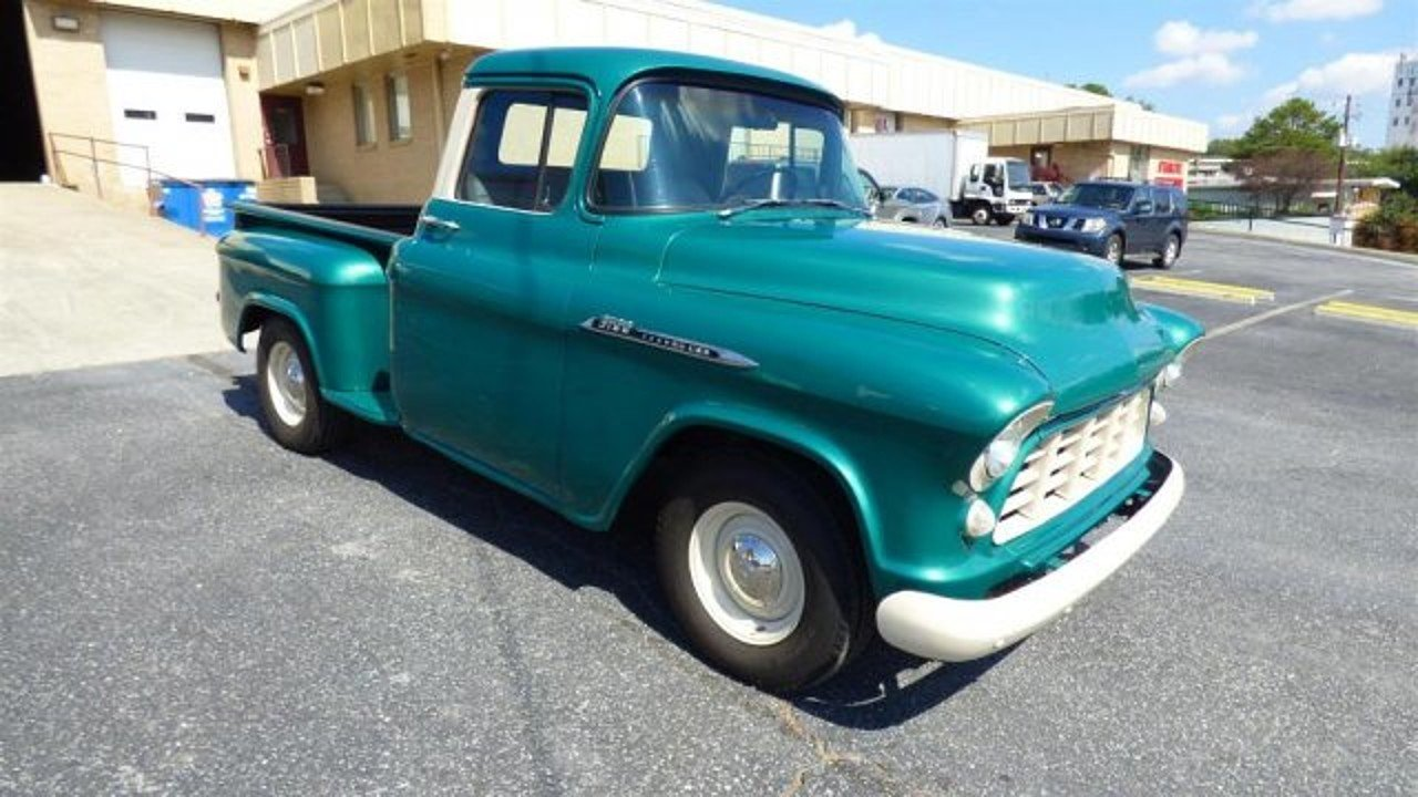 All Chevy 1956 chevrolet 3100 : 1956 Chevrolet 3100 for sale near Atlanta, Georgia 30341 ...