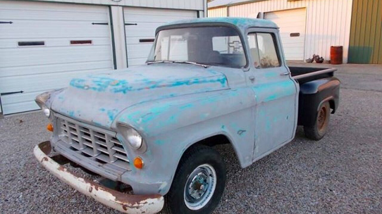 1956 Chevrolet 3100 for sale 100924110