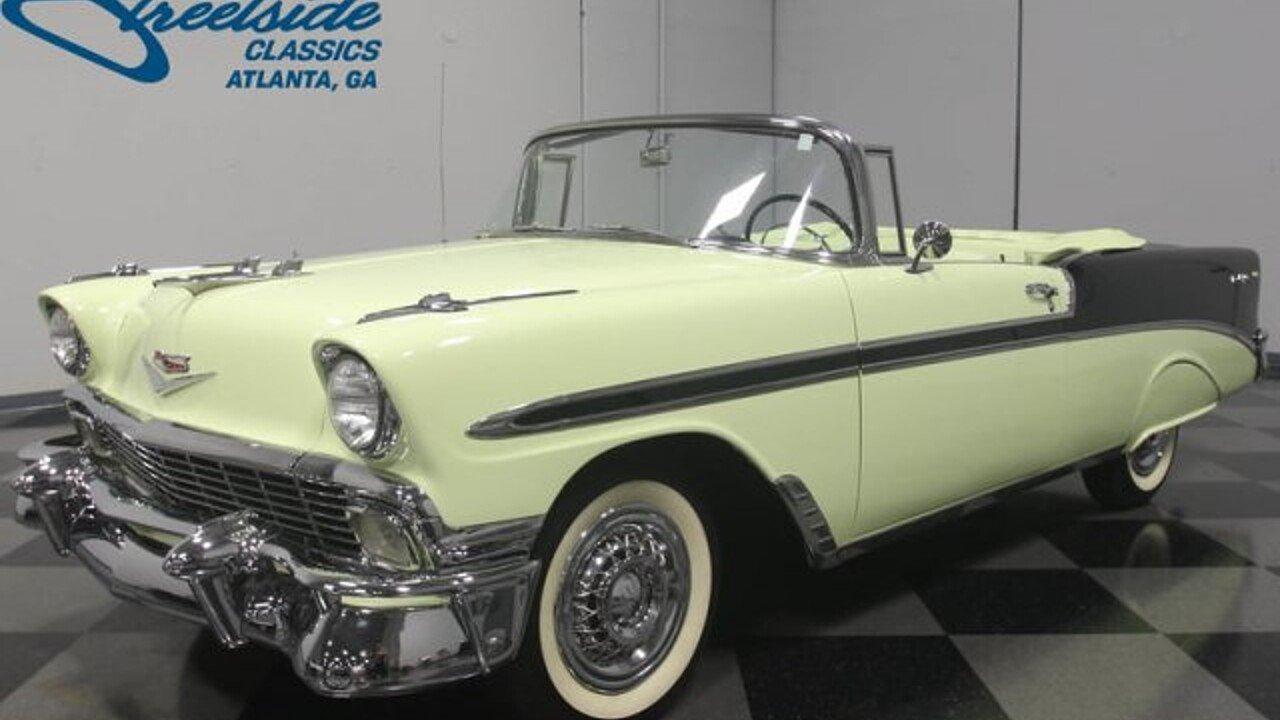 1956 Chevrolet Bel Air for sale near Lithia Springs, Georgia 30122 ...