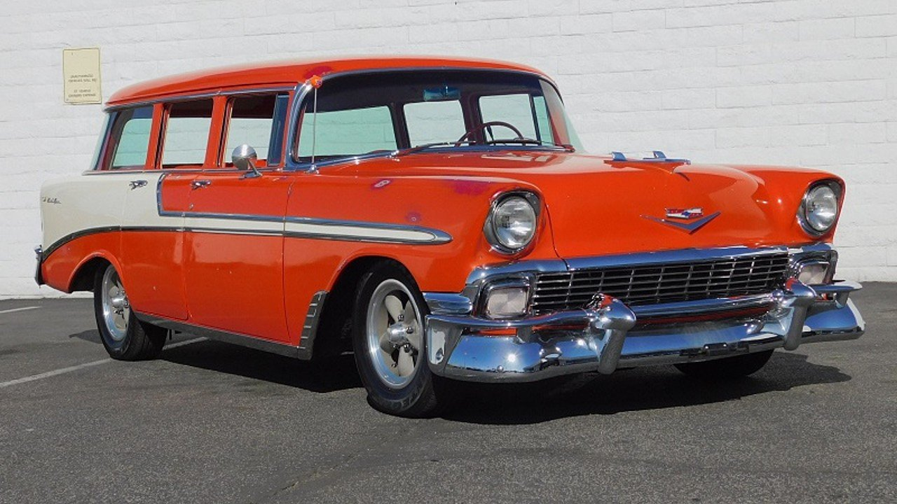 1956 Chevrolet Bel Air for sale 100978672