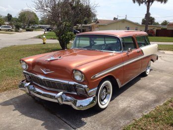 1956 Nomad For Sale Nc