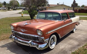 1956 Chevrolet Nomad for sale 100755441