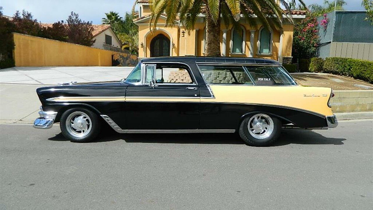 1956 Chevrolet Nomad for sale 100966093