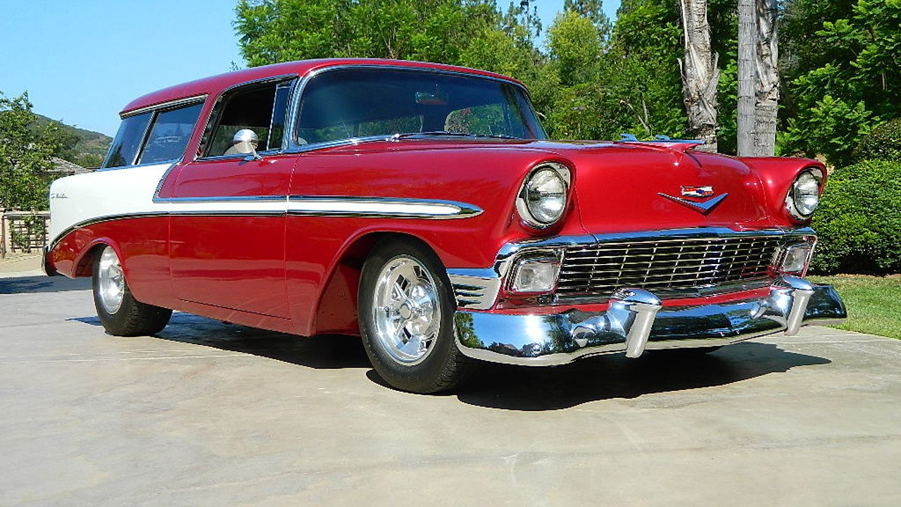 All Chevy 1956 chevy nomad for sale : 1956 Chevrolet Nomad for sale near Orange, California 92867 ...