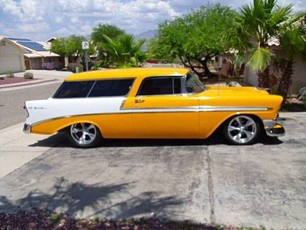 1956 Chevrolet Nomad for sale 100824513