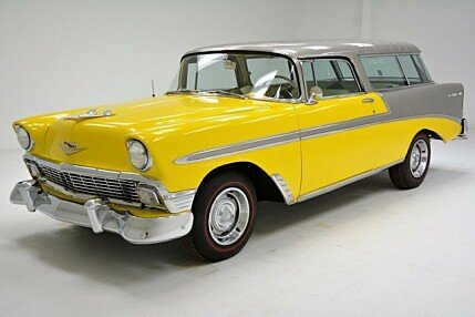 1956 Chevrolet Nomad for sale 100970817