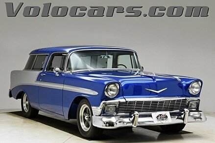 1956 Chevrolet Nomad for sale 100995431