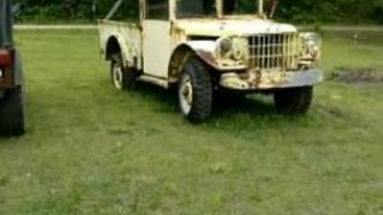 1956 Dodge Power Wagon For Sale 100877620